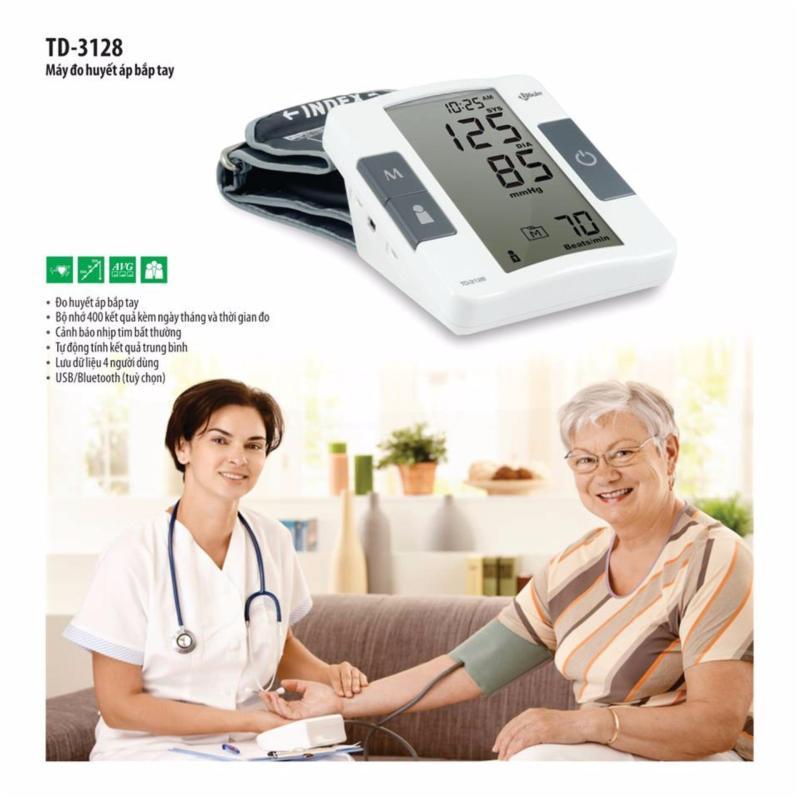 Nơi bán Máy đo huyết áp bắp tay tự động URIGHT TD-3128