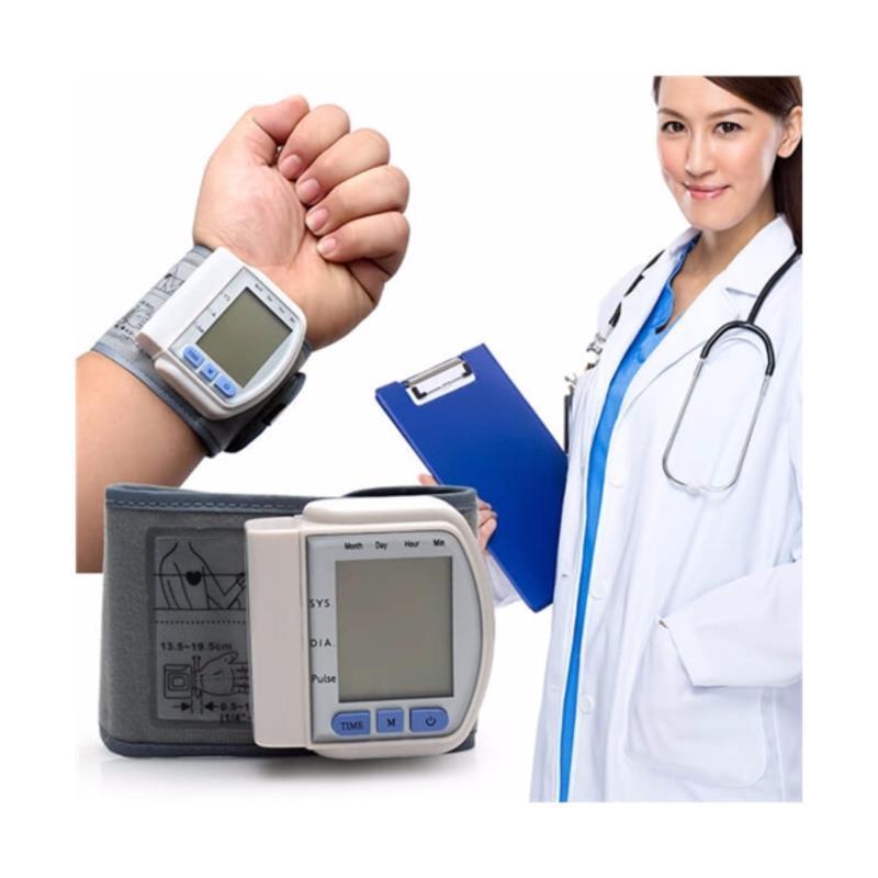 Nơi bán Máy đo huyết áp CK 102S (trắng)