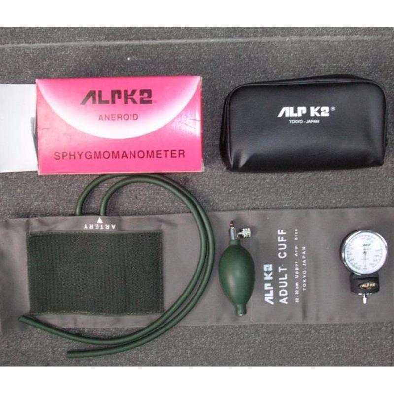 Nơi bán Máy đo huyết áp cơ ALPK2 Nhật Bản