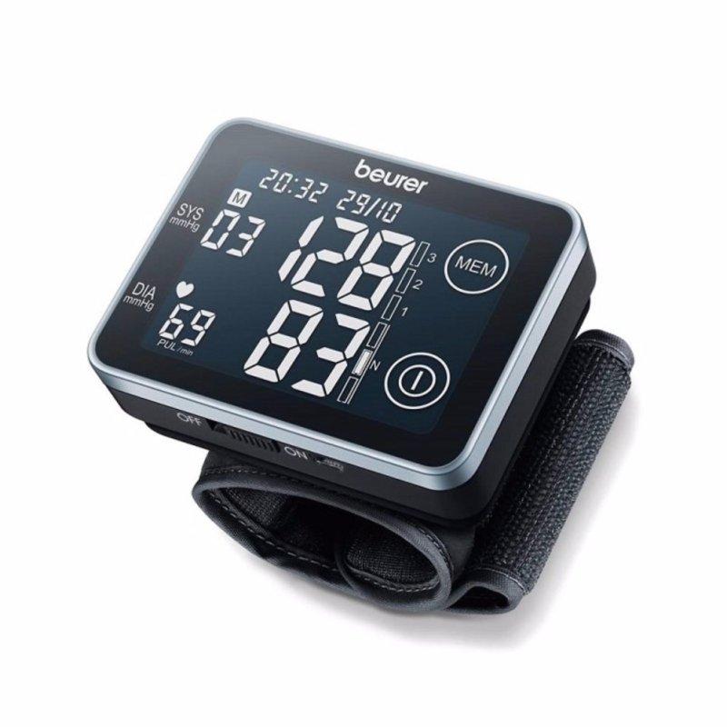 Nơi bán Máy đo huyết áp cổ tay cảm ứng Beurer BC58