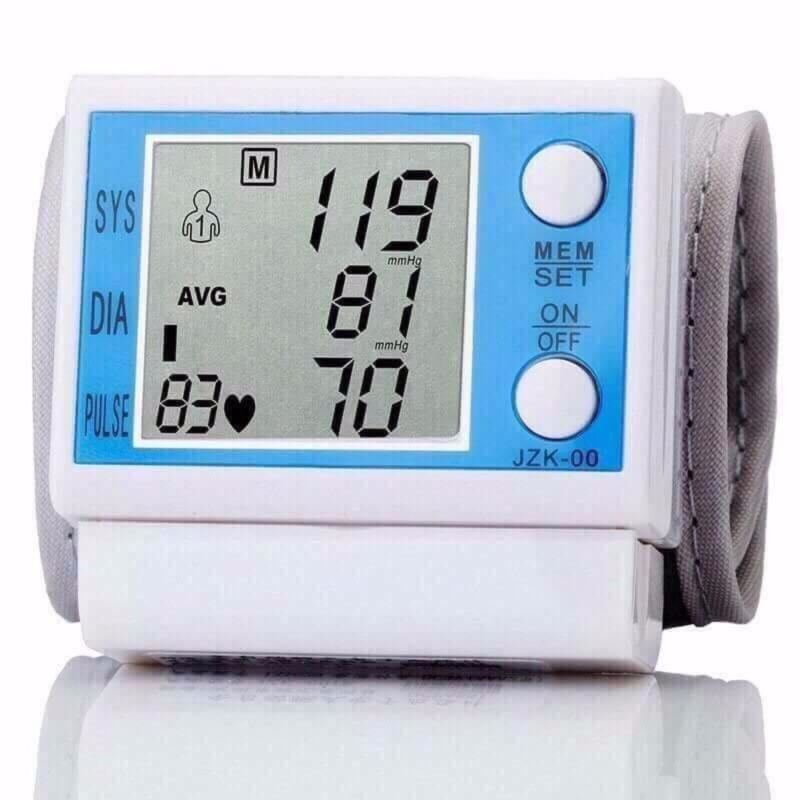 Nơi bán Máy đo huyết áp cổ tay Healthy ZJK001