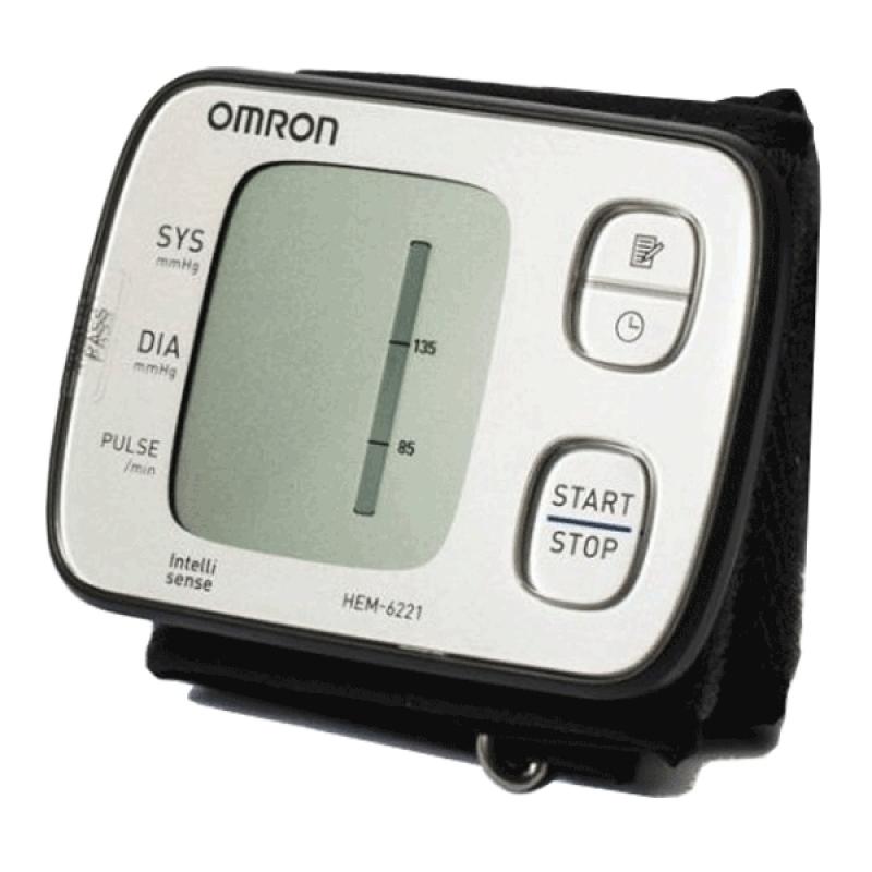 Nơi bán Máy đo huyết áp cổ tay  Omron HEM 6221