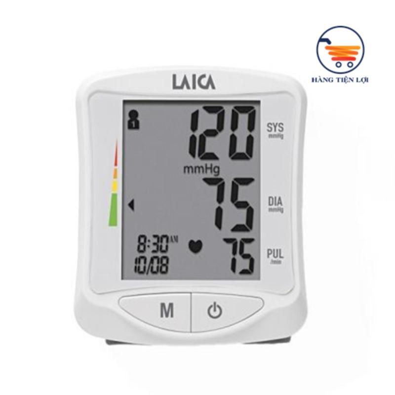 Nơi bán Máy đo huyết áp cổ tay tự động Laica BM1006