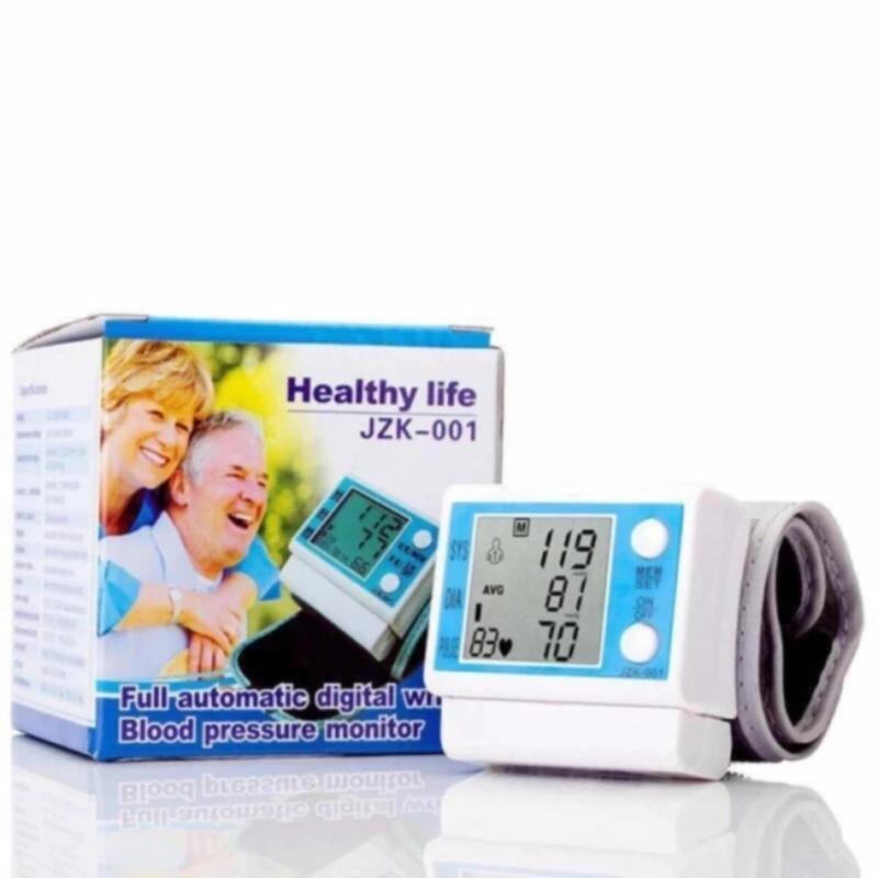 Nơi bán Máy đo huyết áp đeo cổ tay tại nhà an toàn chính xác tiết kiệm chi phí jzk 001
