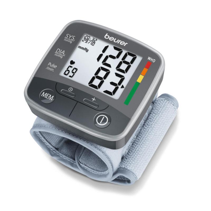 Nơi bán Máy đo huyết áp điện tử cổ tay Beurer BC32