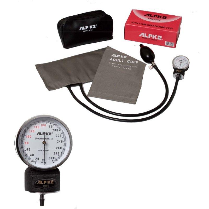 Nơi bán Máy đo huyết áp đồng hồ ALPK2 500V (Xám)