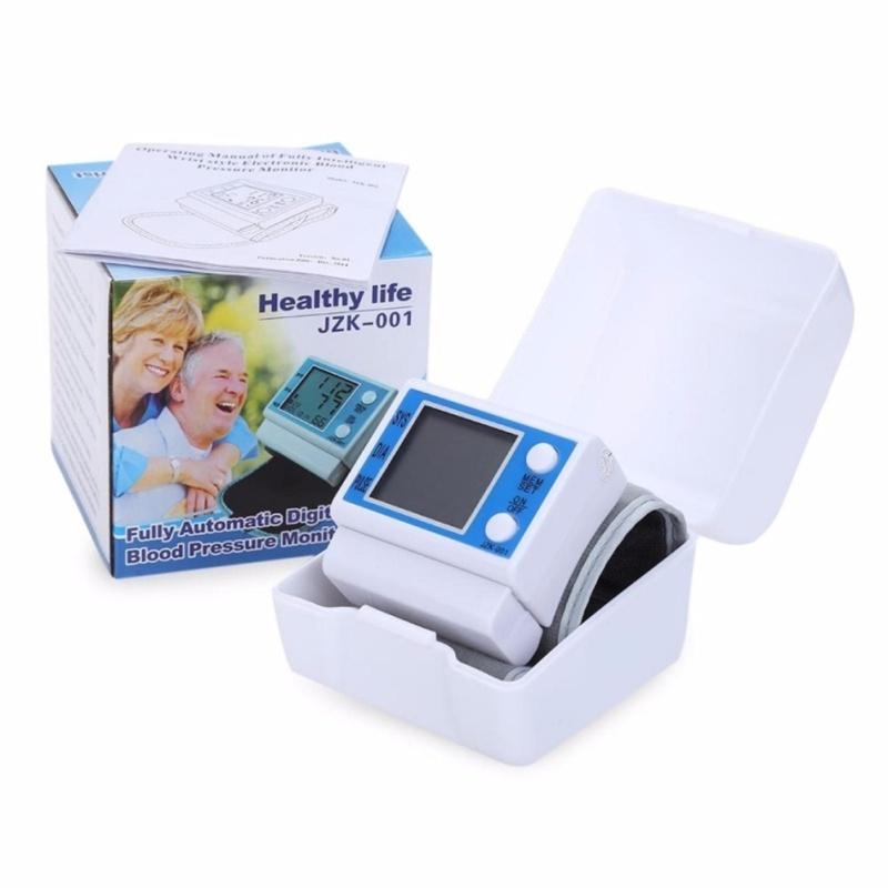 Nơi bán Máy đo huyết áp Healthy life JZK-001 (Trắng) adst.1007