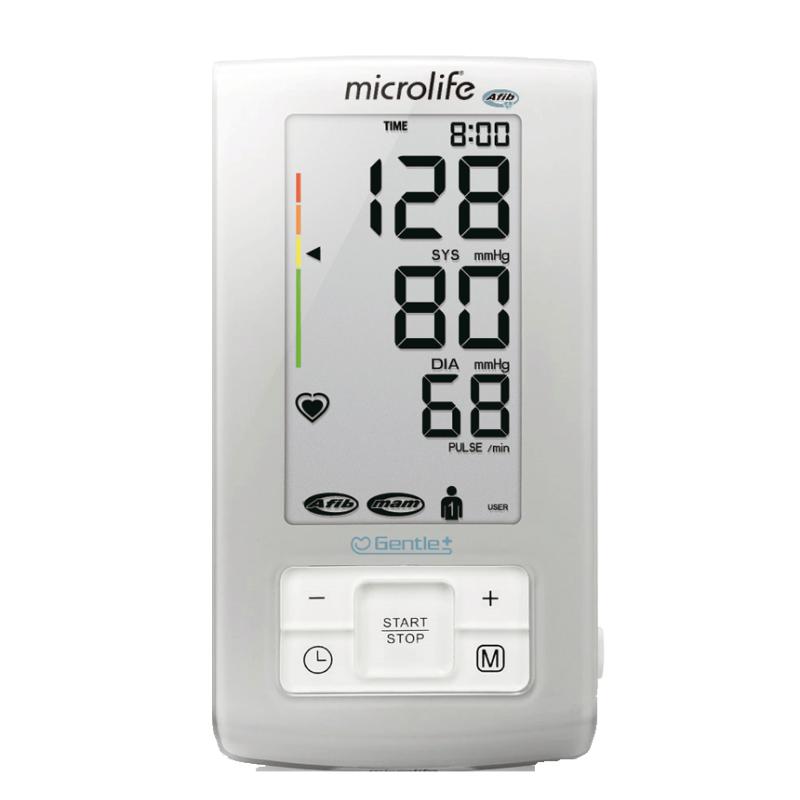Nơi bán Máy đo huyết áp Microlife BP A6 Basic (Trắng)
