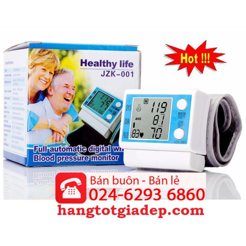Nơi bán Máy đo huyết áp, nhịp tim Healthy Life JZK-001