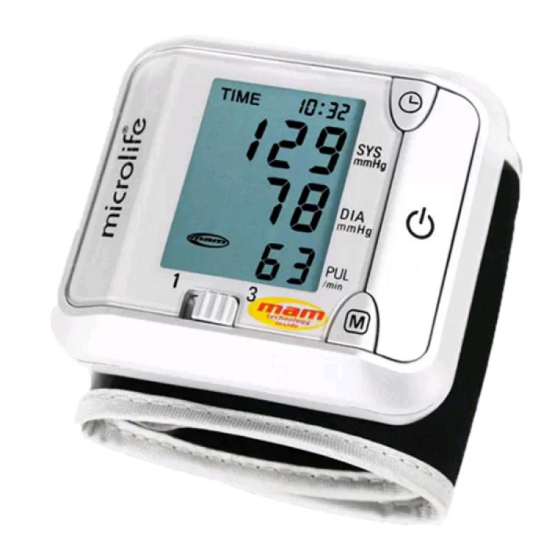 Nơi bán Máy đo huyết cổ tay Microlife 3BJ1-4D