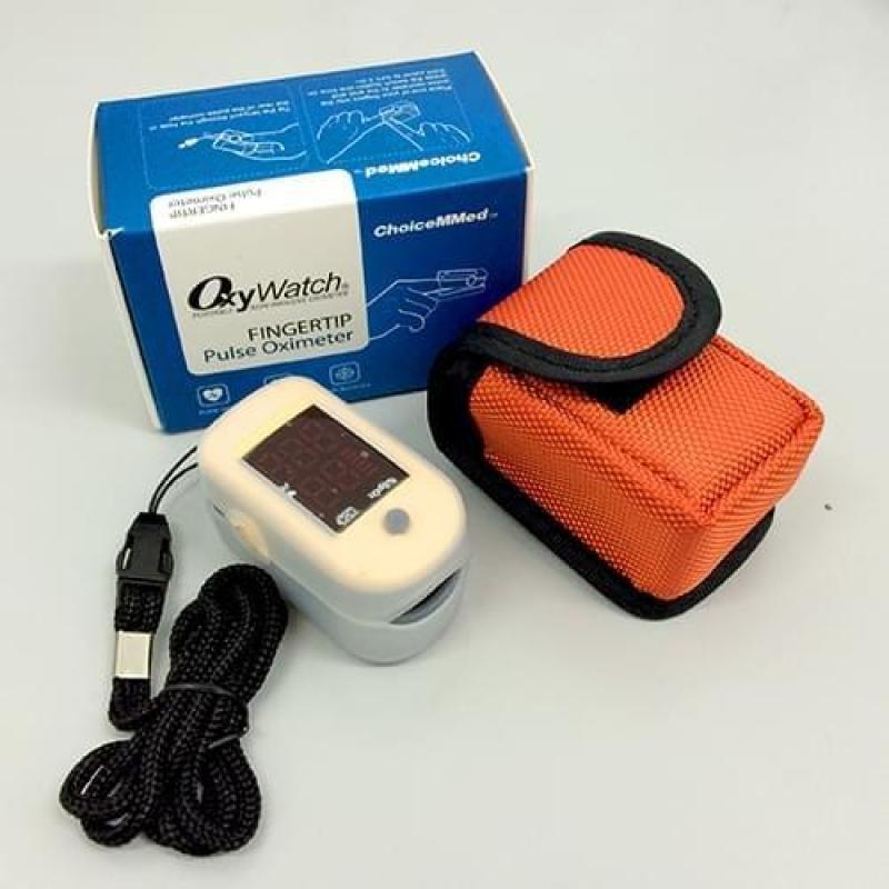 Nơi bán Máy đo nồng độ oxy trong máu Oxy Watch