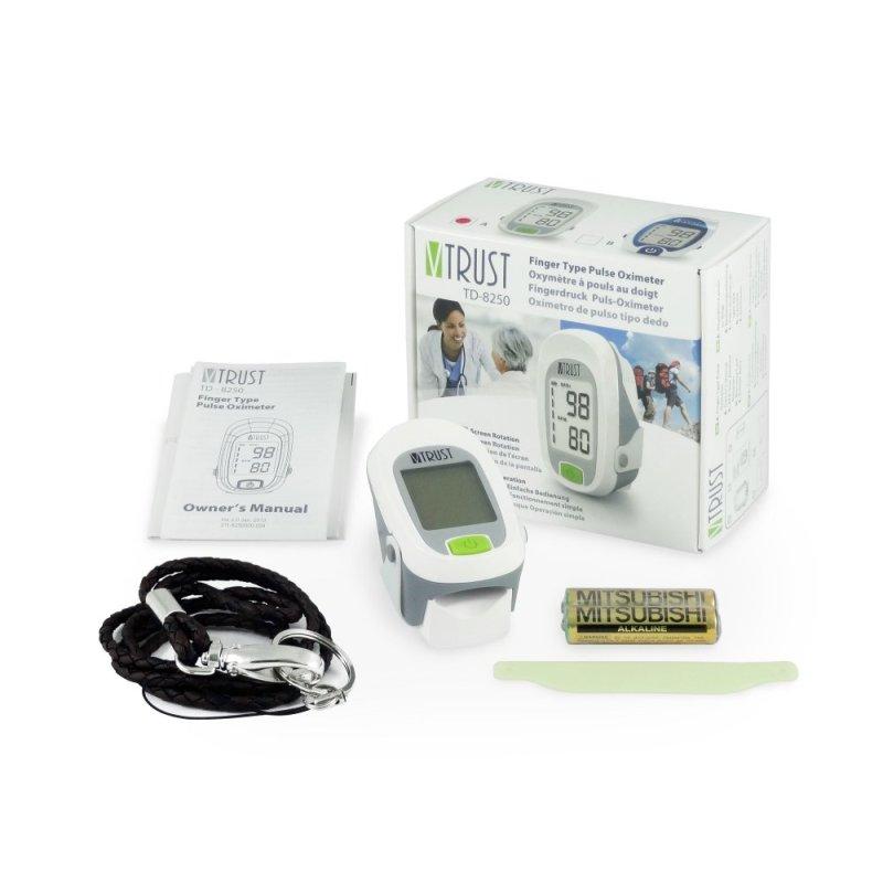 Nơi bán Máy đo nồng độ oxy trong máu TD-8250A
