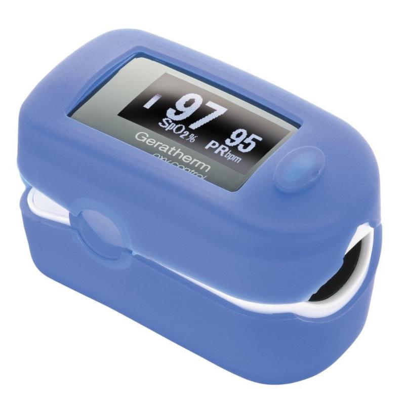 """Nơi bán Máy đo nồng độ Oxy và nhịp tim """"Geratherm Oxy Control"""""""
