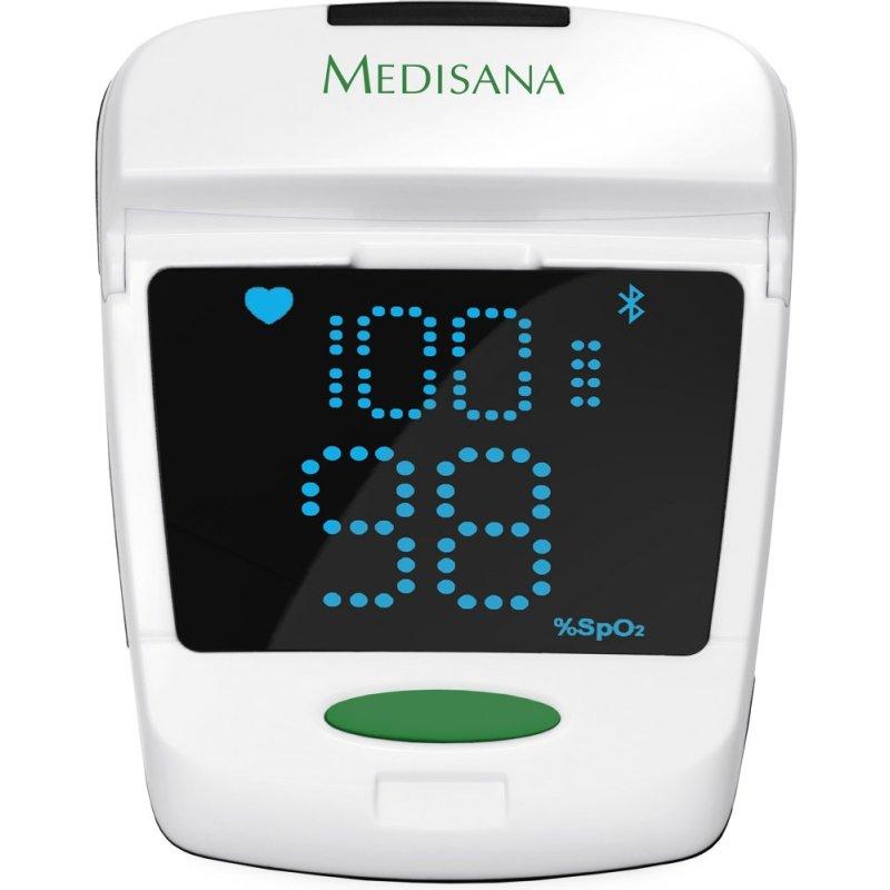 Nơi bán Máy đo nồng độ Oxy và nhịp tim Medisana PM150
