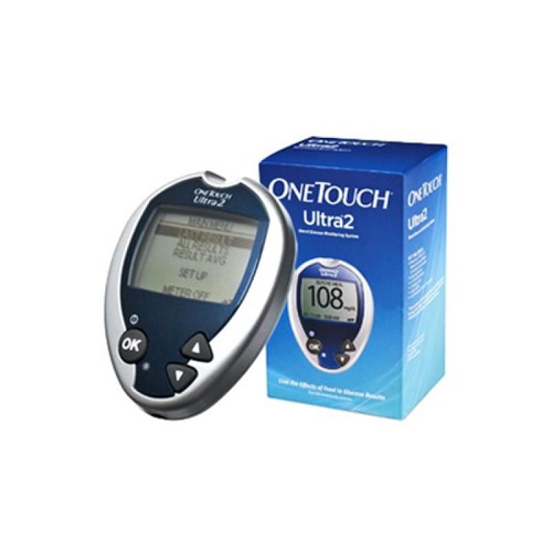 Nơi bán Máy đo tiểu đường Onetouch Ultra - Đức