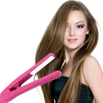 Máy duỗi tóc đa năng HQ206101-2 (hồng) shopping
