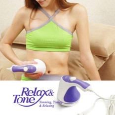 Máy massage cầm tay Relax & Spin Tone (Xanh)