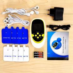 Máy massage trị liệu xung điện 8 miếng dán VT01 hồi phục chức năng vận động thần kỳ