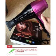 Máy sấy tóc 2 chiều công suất lớn model 3200 (Tặng kèm dụng cụ lấy ráy tai có đèn)