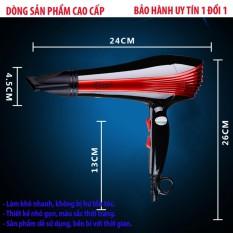 Máy sấy tóc điện máy xanh , Máy sấy tóc kangaroo kg616 còn đắt hơn sản phẩm cao cấp này - Máy sấy, máy tạo kiểu tóc giá tốt, nhiều ưu đãi hấp dẫn - Công suất cực lớn 2800W Mẫu 1692 - Bh uy tín 1 đổi 1 bởi HDSHOP