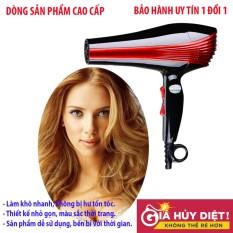Máy sấy tóc ion âm , May say toc kangaroo kg616 còn đắt hơn sản phẩm cao cấp này - Máy sấy tóc nhanh nhất, không hại tóc H2800w - Giá Tốt nhất giảm 50% Mẫu 413 - Bh uy tín 1 đổi 1 bởi HDTECH