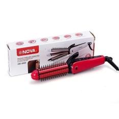 Giá KM Máy tạo kiểu tóc Nova đa năng 3 trong 1 NHC-8890 (hồng)