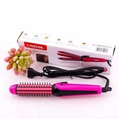 Máy tạo kiểu tóc NoVa đa năng 3 trong 1 + tặng lấy ráy tai có đèn