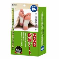 Miếng Dán Chân Khử Độc Tố Kenko 30 Miếng Của Nhật Bản