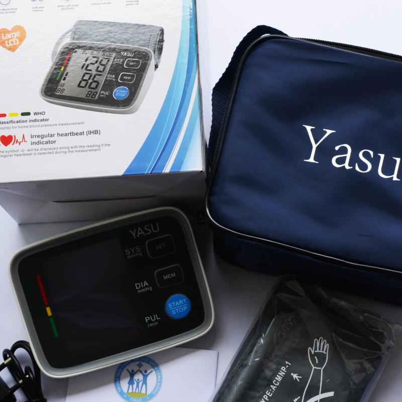 Nơi bán Mua Máy Đo huyết áp YaSu tặng gói tăm chỉ nha khoa 50 cây