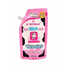 Giá Niêm Yết Muối tắm sữa bò tẩy tế bào chết A Bonne Spa Milk Salt Thái Lan 350gr