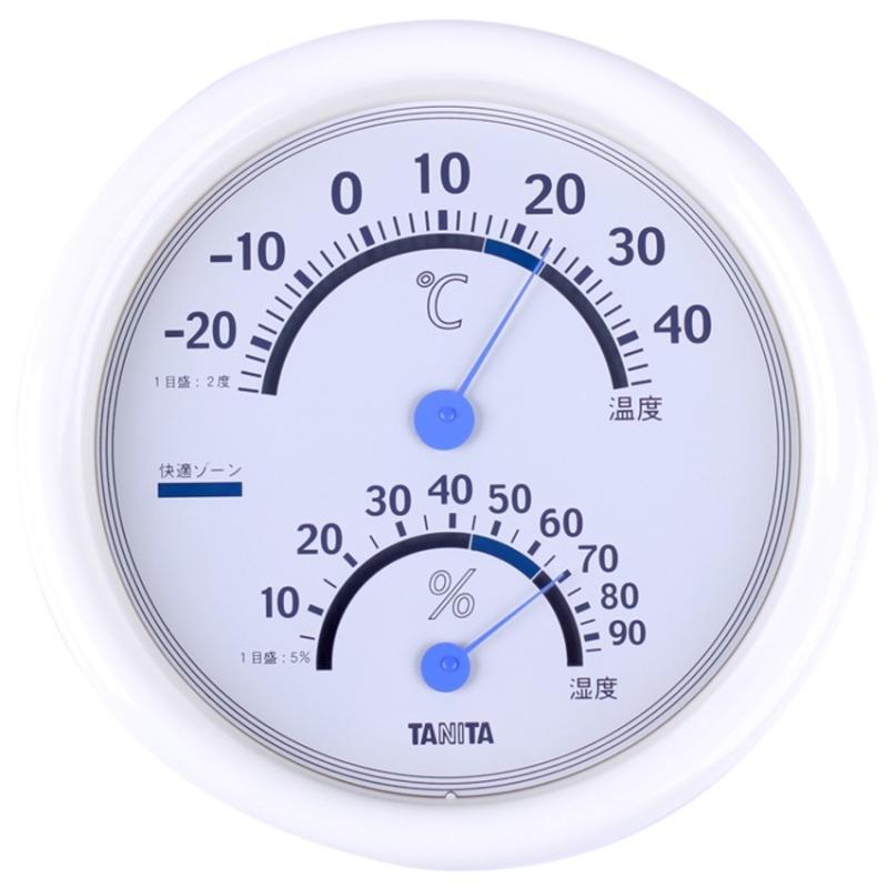Nhiệt ẩm kế Tanita TT513 (Trắng) bán chạy
