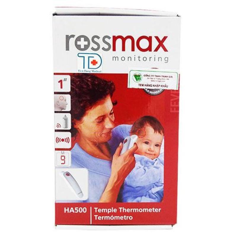 Nhiệt Kế Hồng Ngoại Đo Trán Rossmax - USA bán chạy