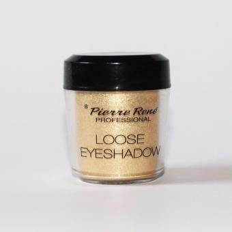 Địa Chỉ Bán Nhũ mắt dùng trong trang điểm chuyên nghiệp (màu gold) – Pierre René Loose Eyeshadow 02