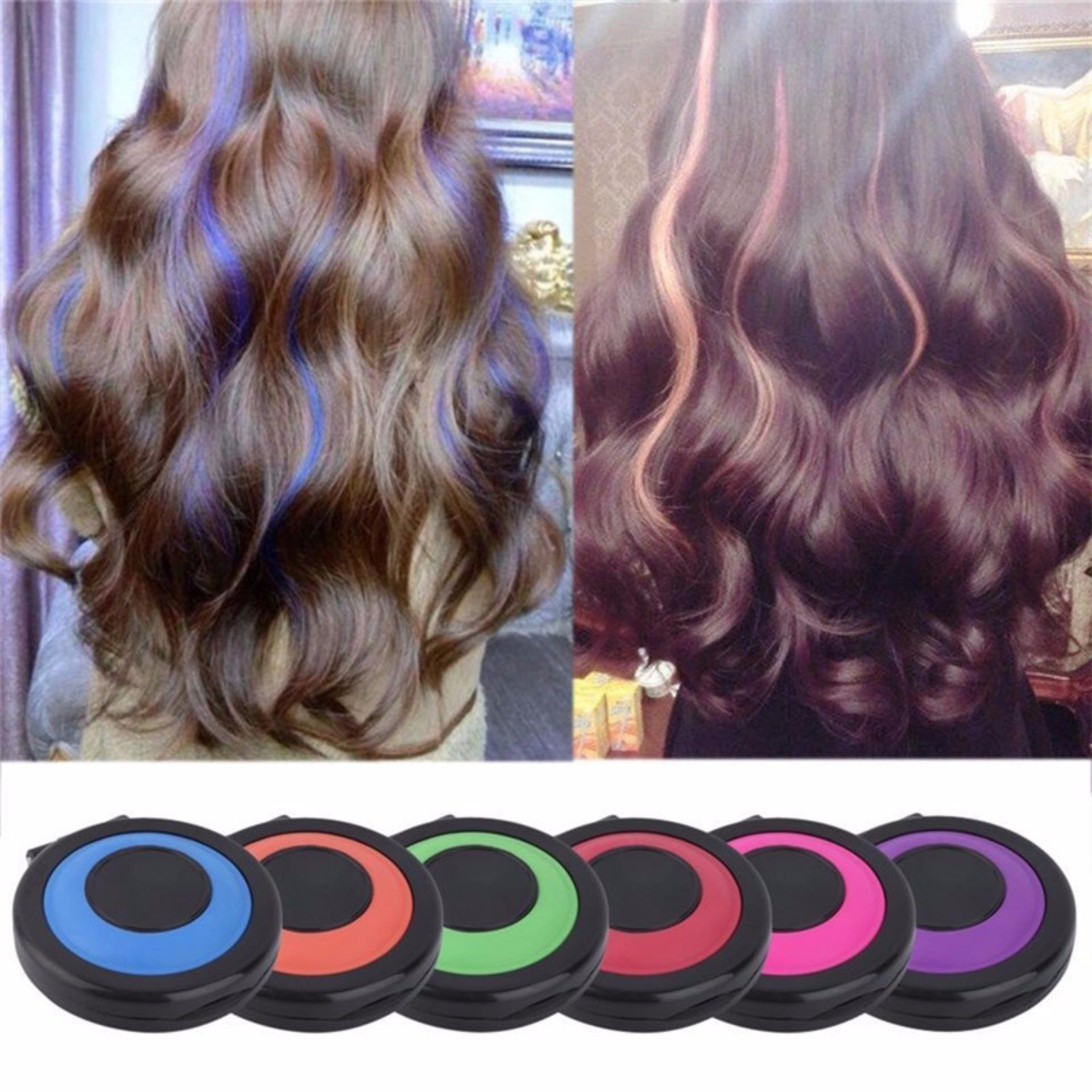 Bảng Báo Giá Nhuộm tóc dạng bột 6 màu RainStore