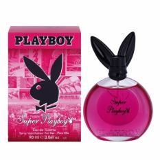 Nước hoa dành cho nữ Playboy Eau De Toilette For Her 90ml #Super Playboy