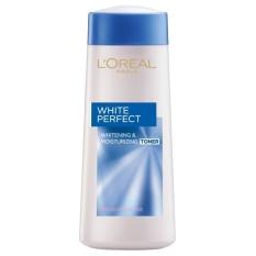 Nước hoa hồng se khít lỗ chân lông và trắng mịn da L'ORÉAL White Perfect 200ml