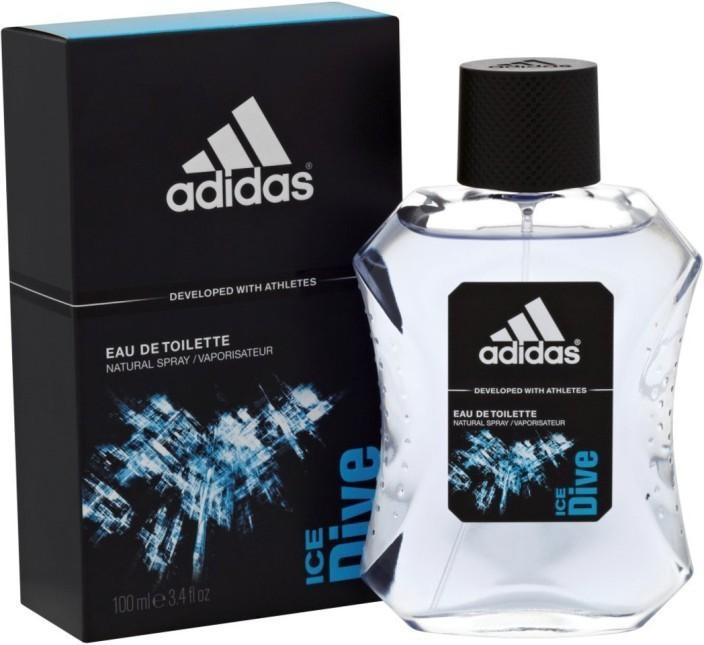 Nước Hoa Nam Adidas Eau de toilette 100 ml -Ice Dive