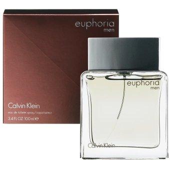 Nước hoa nam Calvin Klein euphoria Eau De Toilette 100ml