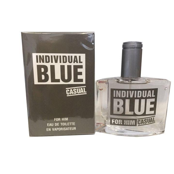 Nước hoa nam dividual Blue CASUAL For Him 50ml ( Xám )