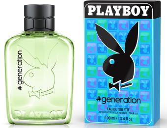 Nước Hoa Nam PlayBoy #generation 100ml #N002
