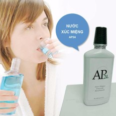 Nước Súc Miệng NUSKIN AP24 – Nước Súc Miệng Anti-Plaque Flouride Mouthwash