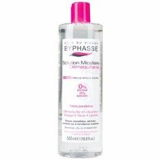 Nước tẩy trang Byphasse Micellar Make-up Remover Solution 500ml (Hàng Chính Hãng)