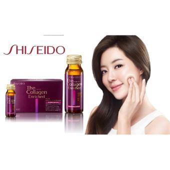 Nước Uống Collagen Shiseido Enriched Nhật Bản ( 10 x 50ml)