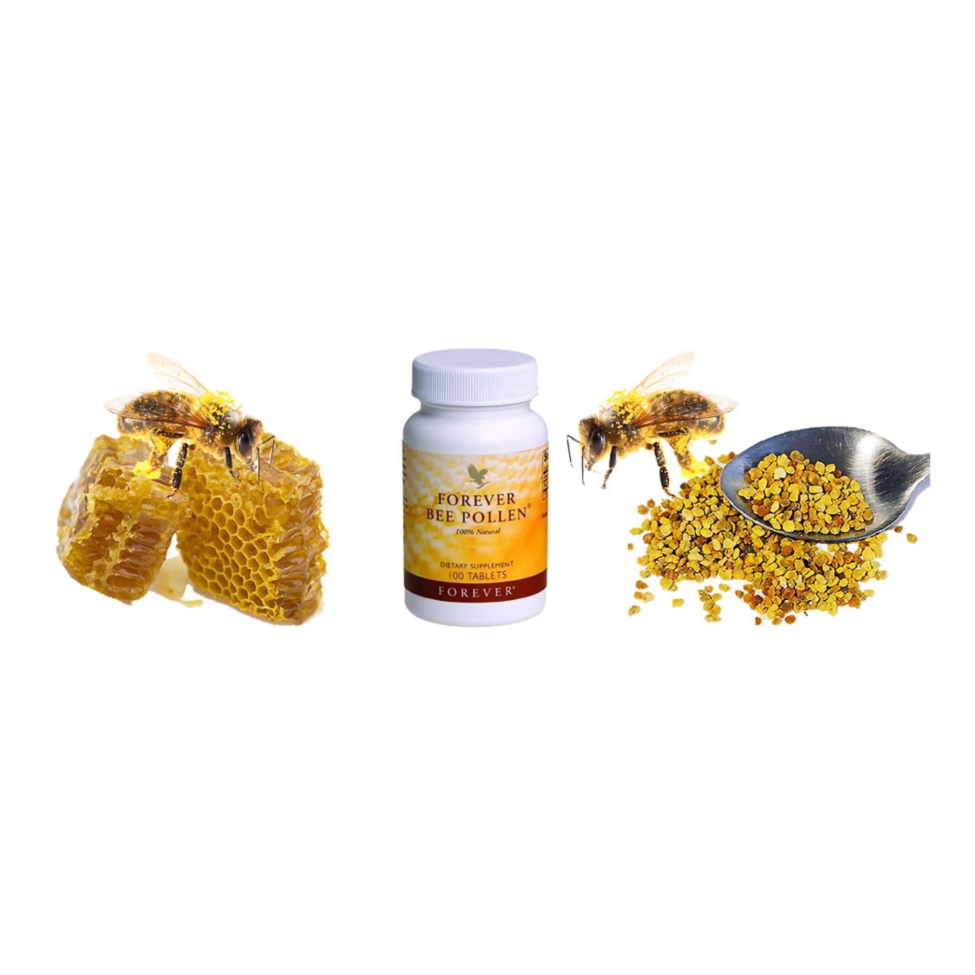 Giảm giá Phấn Hoa Tái Tạo Tinh Trùng Cho Phái Nam Forever Bee Pollen – Hàng Chính Hãng