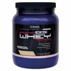 Prostar 100% Whey Protein – Sữa Tăng Cơ Giảm Mỡ Vị Vani 454g