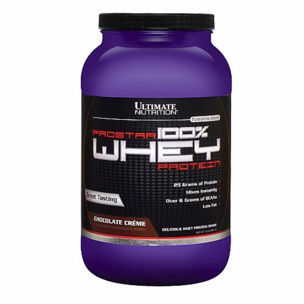 Chỗ bán Sữa tăng cơ giảm mỡ vị socola Prostar Whey 100% Protein Socola 907g/2lbs