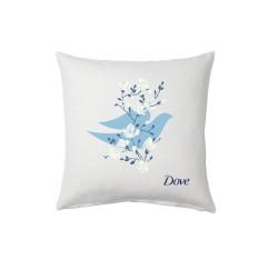 (Quà tặng không bán) Gối tựa lưng Dove