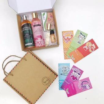 Quà tặng quốc tế phụ nữ 8/3 - CRUSH BOX