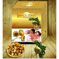 Sâm maca peru vàng củ khô thượng hạng 1kg