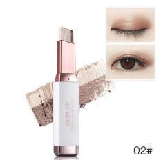 Sáp kẻ mắt 2 màu Hàn Quốc color eye shadow số 02 MKHO#02